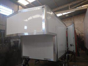 fabricación de carrocerías para camionetas en Guadalajara