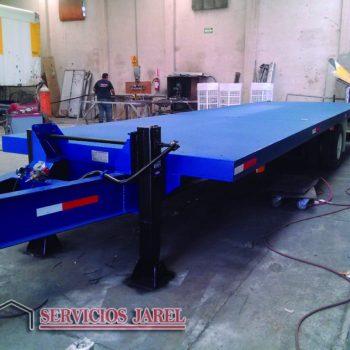 fabricación y mantenimiento de remolques en Guadalajara